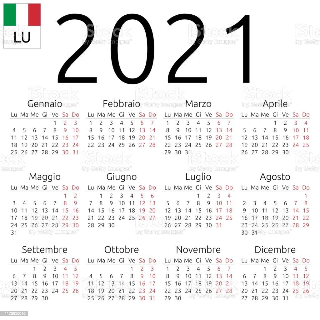 Kalende 2021