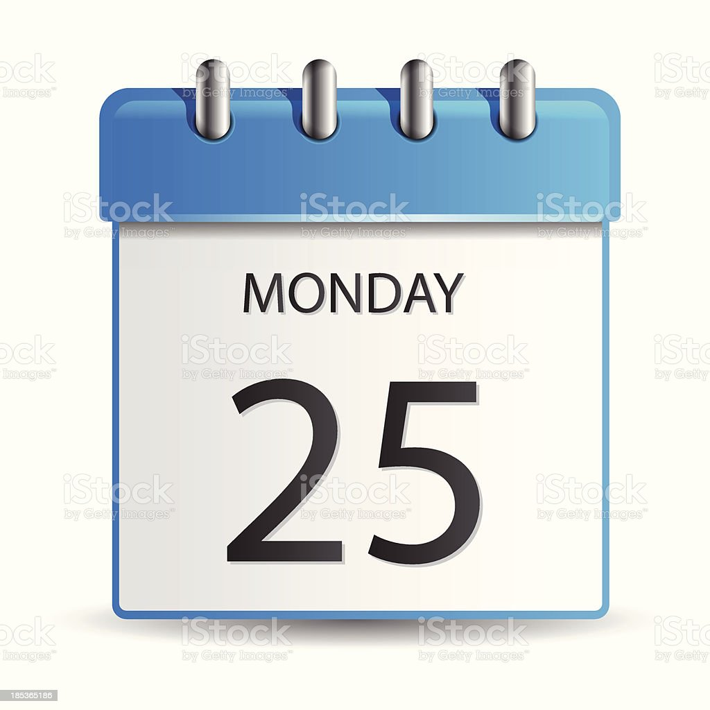 Calendario Giorno.Giorno Di Calendario Immagini Vettoriali Stock E Altre