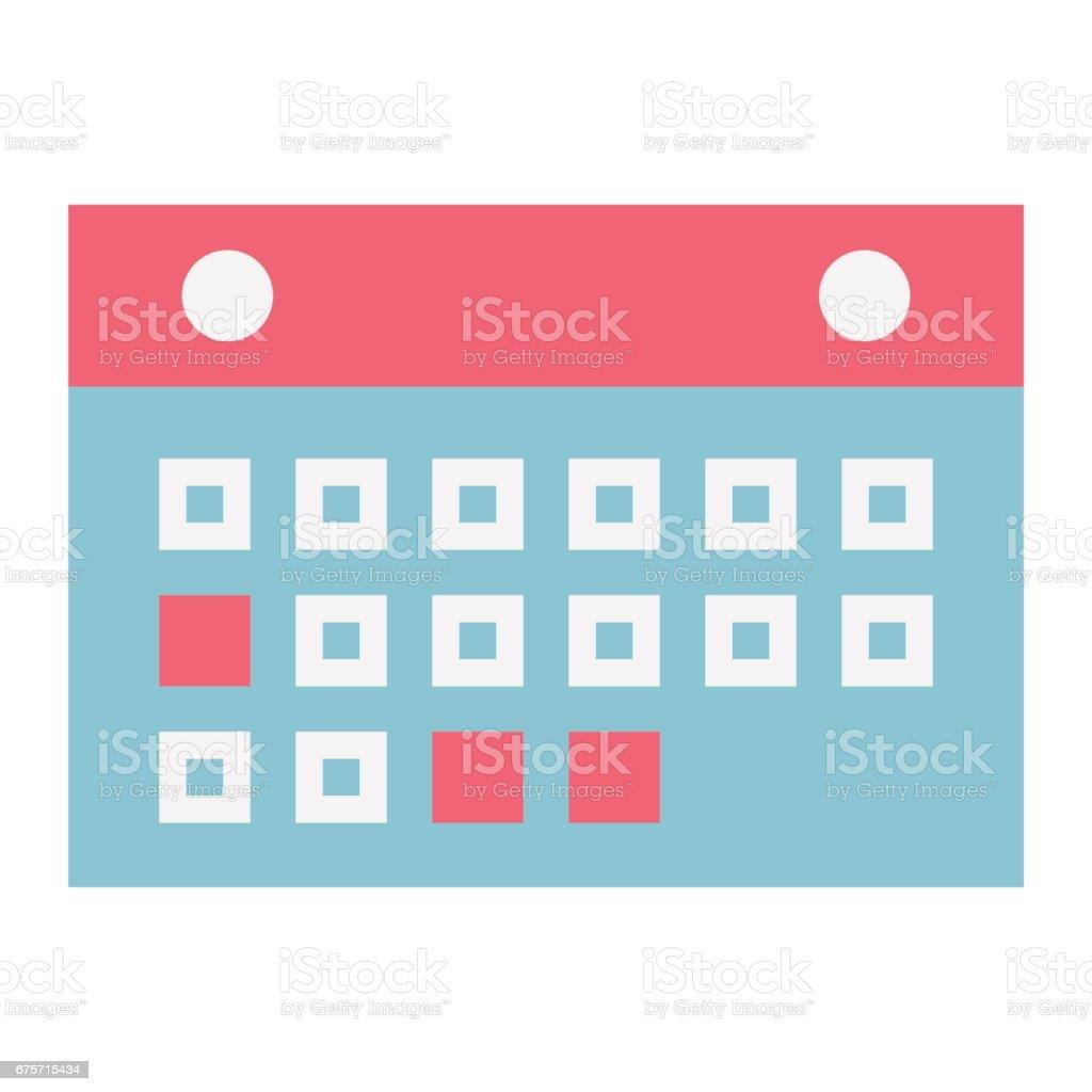 日曆平面圖標、 移動和網站按鈕,向量圖形,在白色的背景下,eps 10 豐富多彩的固體模式。 免版稅 日曆平面圖標 移動和網站按鈕向量圖形在白色的背景下eps 10 豐富多彩的固體模式 向量插圖及更多 事件 圖片