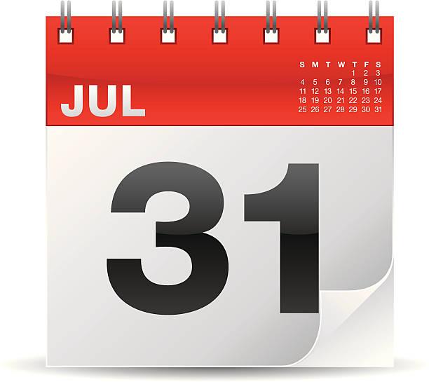 Calendar Day Vector Art : Royalty free calendar date clip art vector images