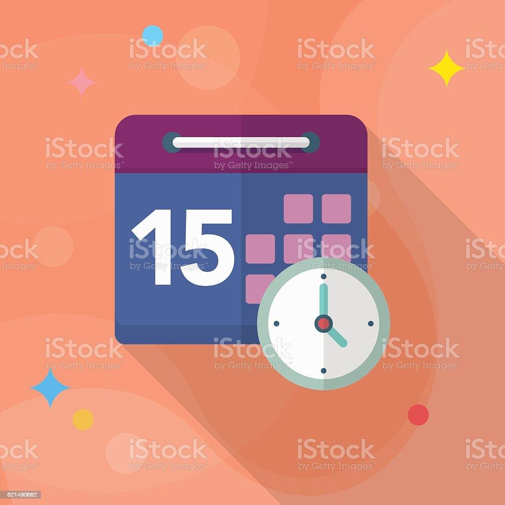 Icona Calendar (Calendario)  icona calendar - immagini vettoriali stock e altre immagini di affari royalty-free