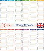 Calendar / Planner 2014