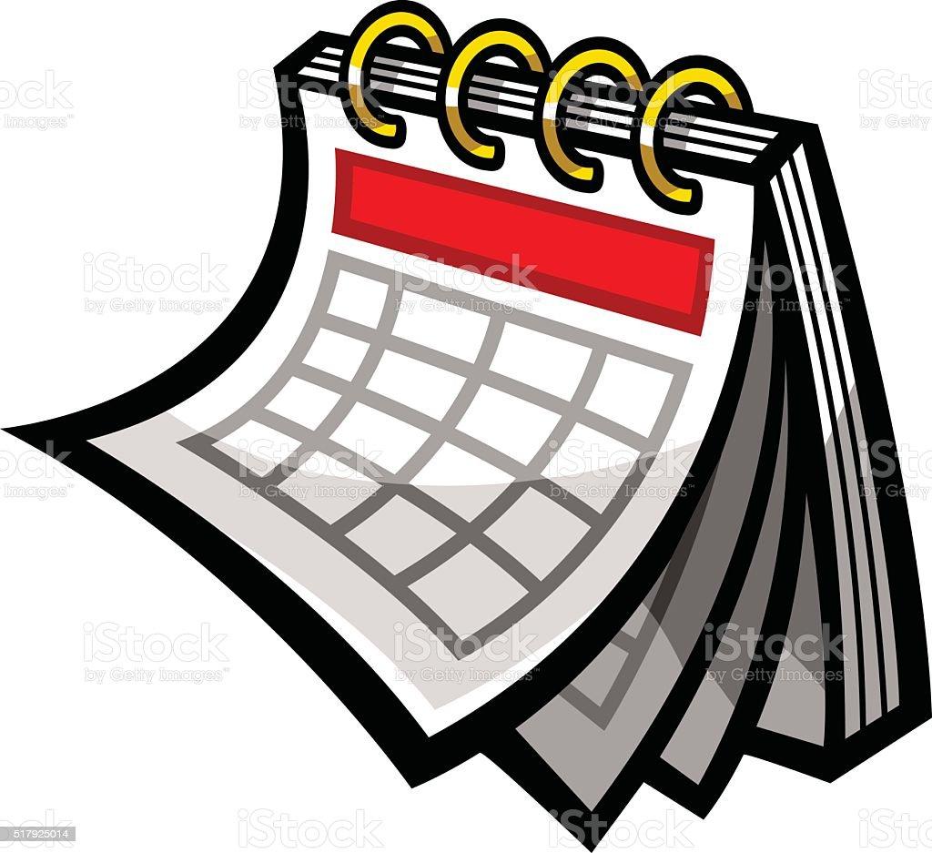 Calendario Icona.Icona Calendario Vettoriale Calendario Immagini Vettoriali