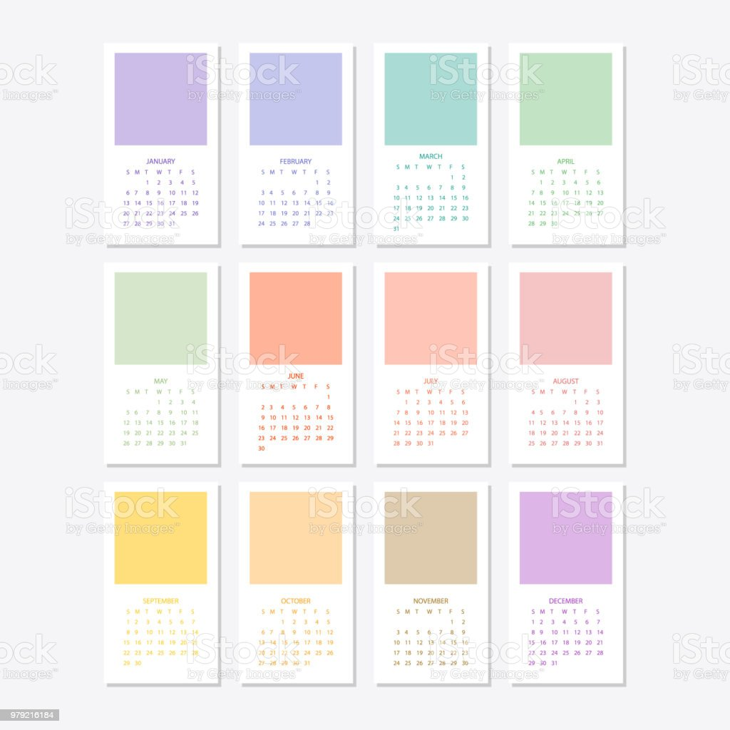 Download Calendar Template from media.istockphoto.com