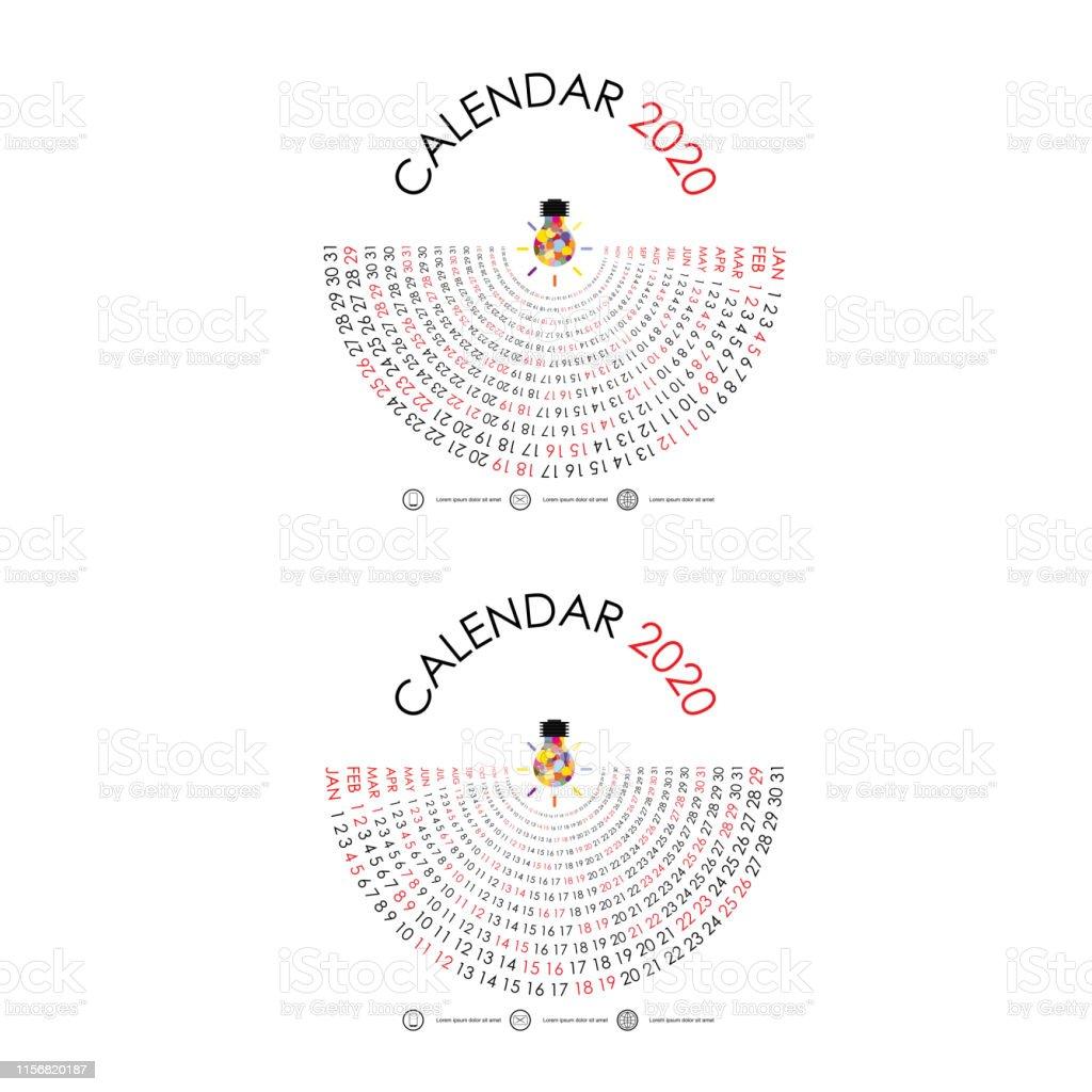 Agencia Tributaria Calendario 2020.Calendario Icc 2020