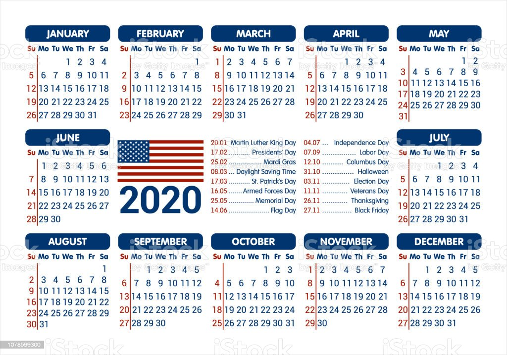 Calendario 202018.June 2020 Calendar With Holidays Calender King David
