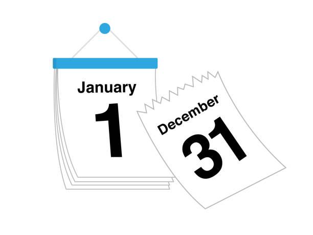 Kalender – Vektorgrafik