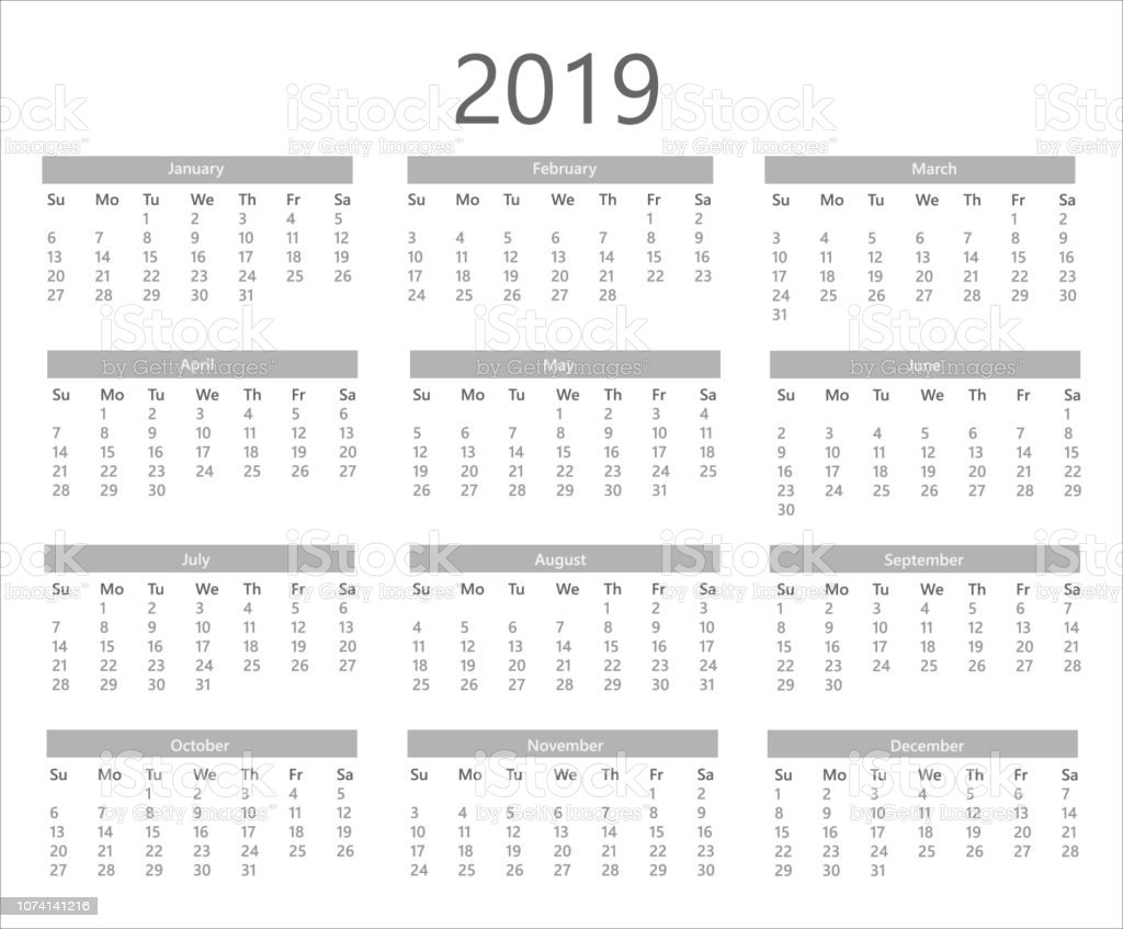 Calendario 216.Vetores De Calendario Vector Fotografia E Mais Imagens De