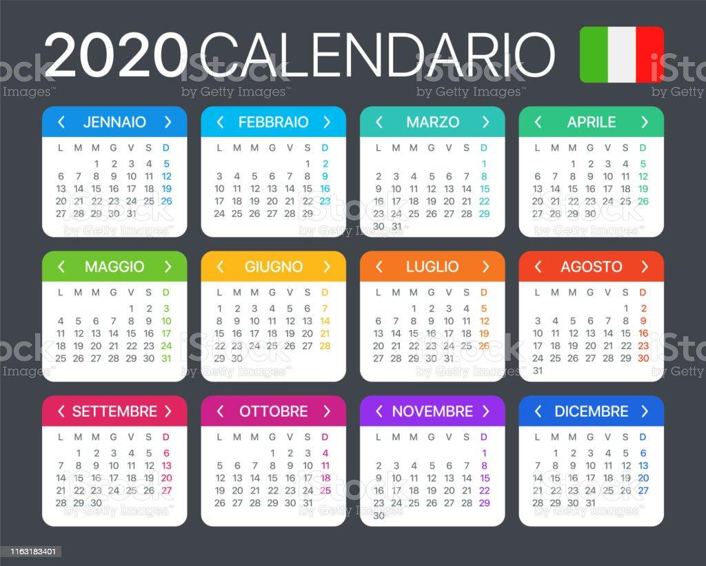 helgdagar italien 2020