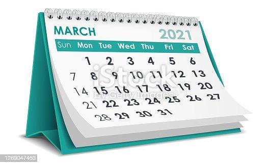istock Calendar2021(mod03) 1269047453