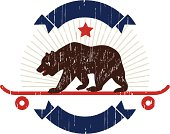 california bear skater