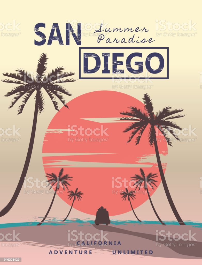 California  graphic for t-shirt designs and other uses, vector graphic vector art illustration