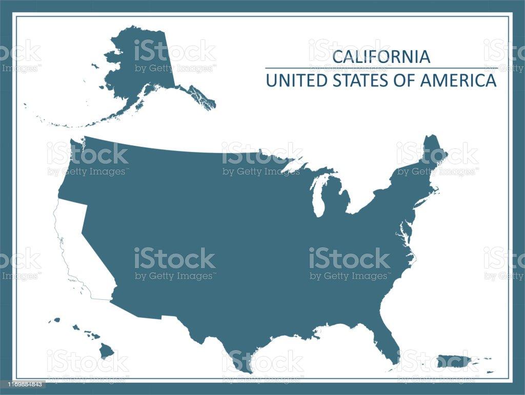 Karte Norwegen D303244nemark.Kalifornien Karte Usa