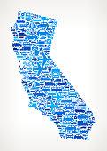 California State On Transportation royalty free vector art Pattern