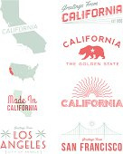 California Typography