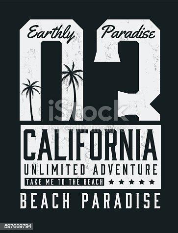 istock California typography 597669794
