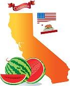 California Watermelon