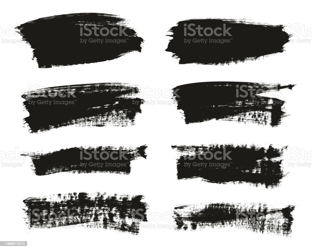 Calligraphy Paint Brush Background High Detail Abstract Vector Background Set 110 royalty-free calligraphy paint brush background high detail abstract vector background set 110 stock illustration - download image now