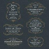 istock Calligraphy Party, Wedding Invitations 479080924