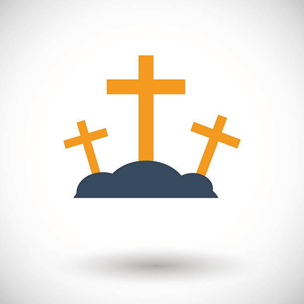 Best Three Crosses Illustrations Illustrations Royalty Free