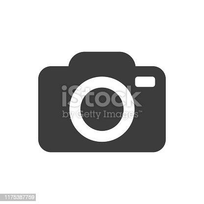 istock Camera Icon 1175387759