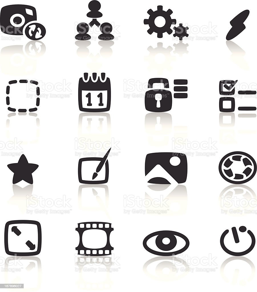 Camera Icon royalty-free camera icon stock vector art & more images of arranging