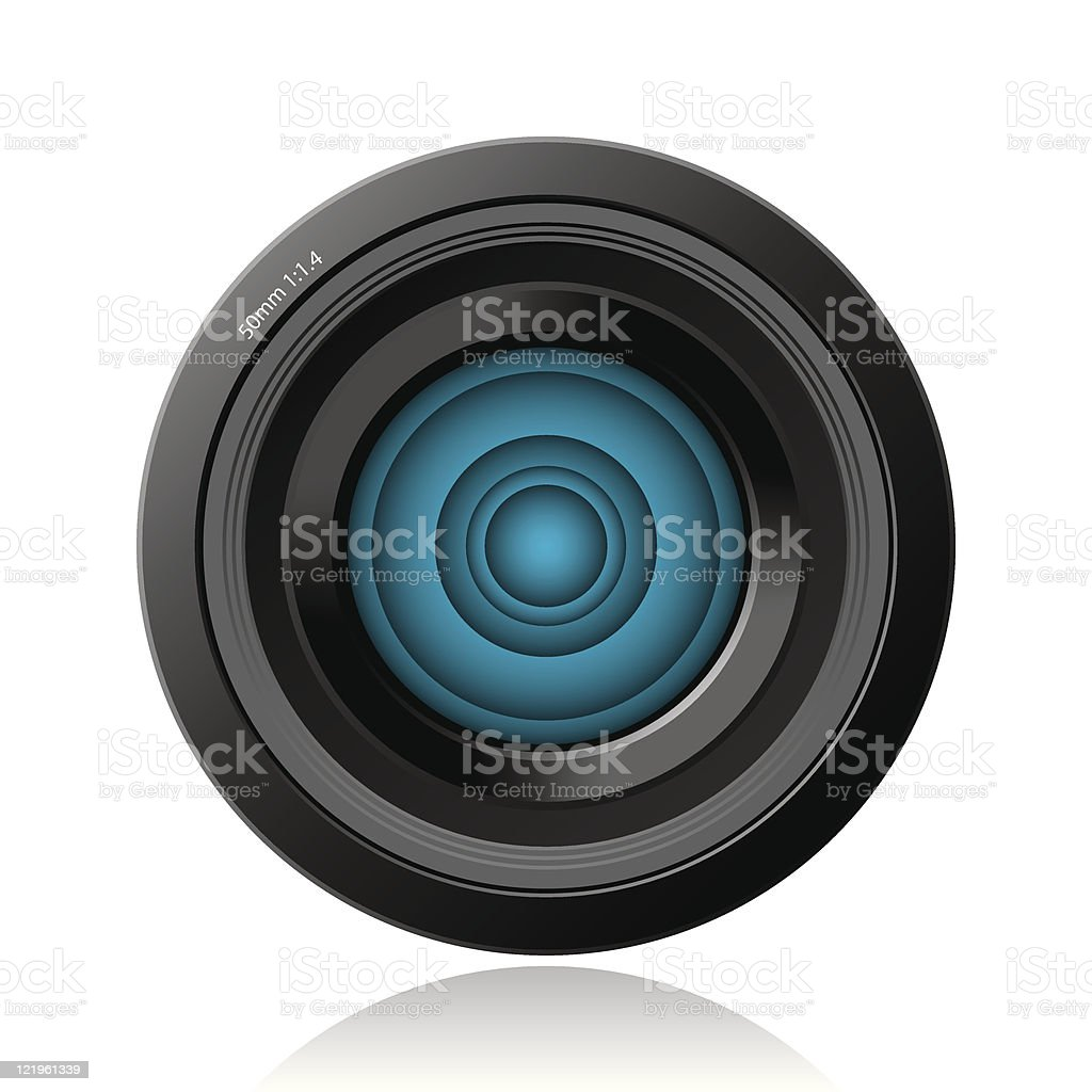 Camera lens icon royalty-free camera lens icon stock vector art & more images of aperture