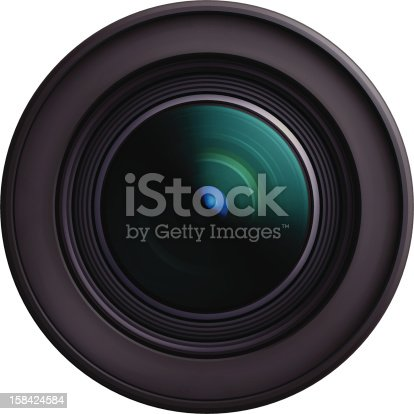 istock Camera Lens 158424584