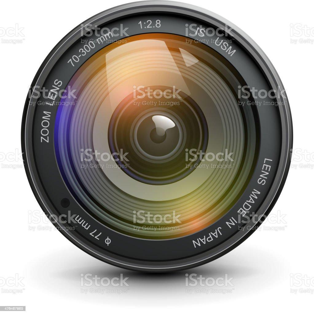 カメラレンズ - イラストレーションのベクターアート素材や画像を多数ご
