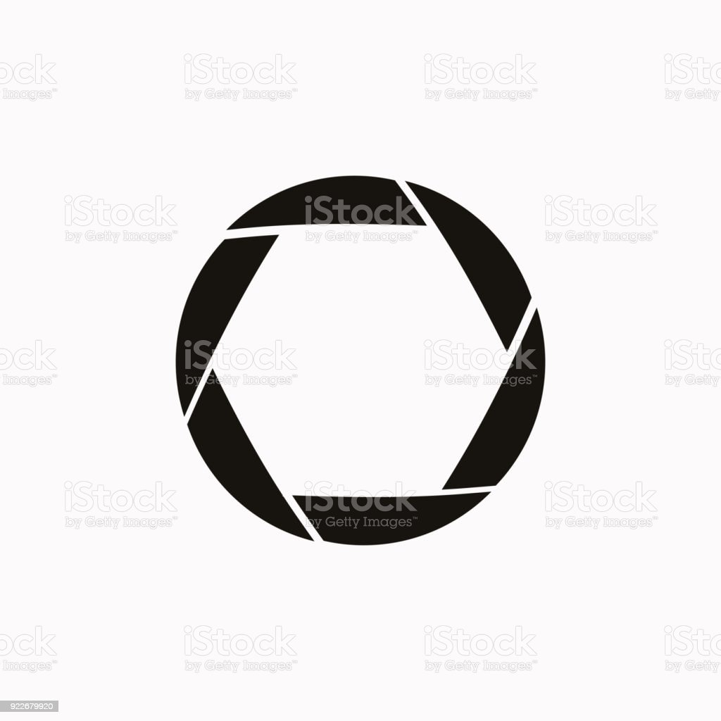 camera shutter vector icon stock vector art more images of rh istockphoto com shutter vector png shutter factory video