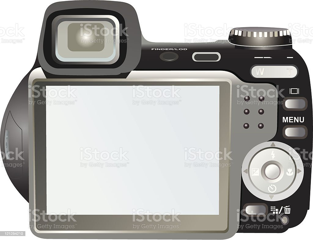 camera royalty-free stock vector art