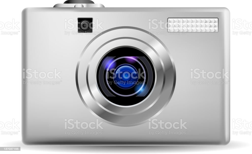 Camera royalty-free camera stock vector art & more images of built structure