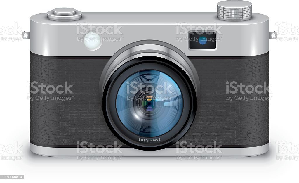 Camera royalty-free camera stock vector art & more images of camera - photographic equipment