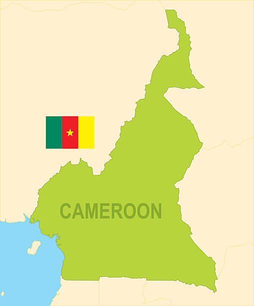 kamerun  - kamerun stock-grafiken, -clipart, -cartoons und -symbole