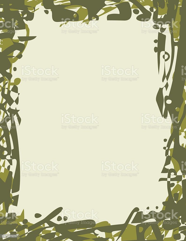 royalty free background of a camouflage border clip art vector rh istockphoto com pink camouflage border clip art Rustic Hunting Borders Clip Art