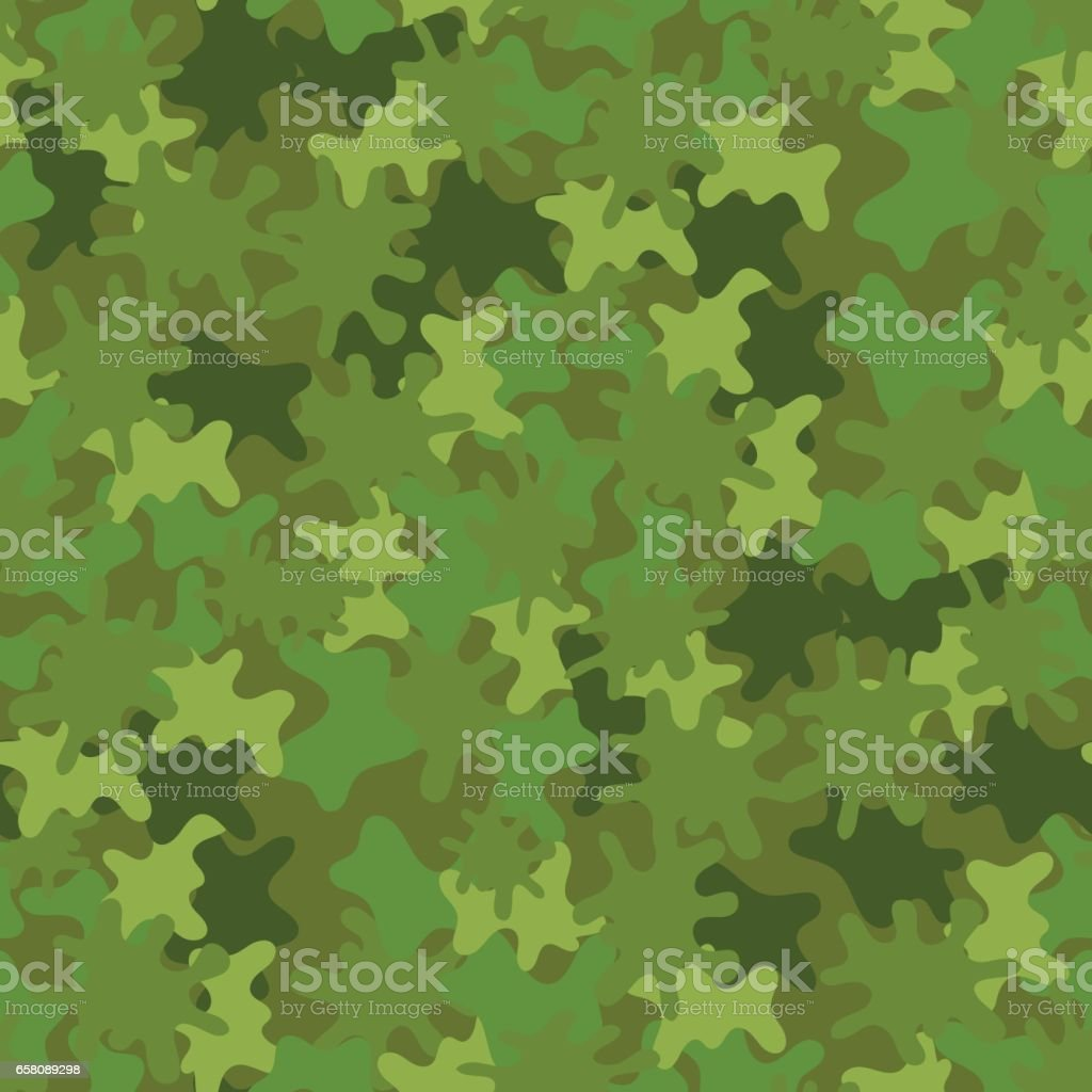 Camouflage Seamless Background. Woodland Style royalty-free camouflage seamless background woodland style stock vector art & more images of adhesive tape