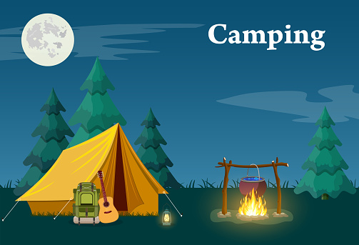Camping and Mountain Camp.