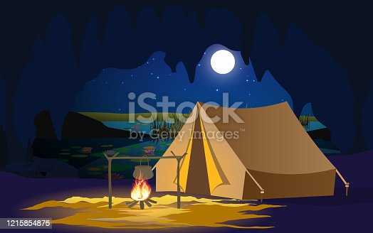 istock camping 1215854875