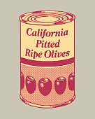 Can of Olives