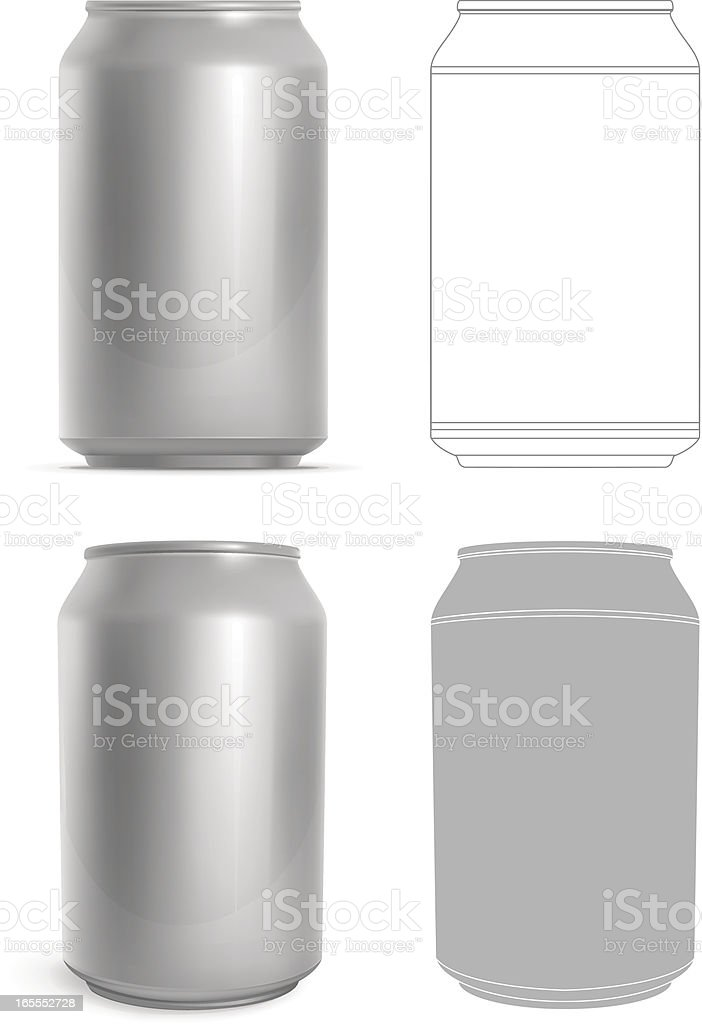 Can templates royalty-free can templates stock vector art & more images of alcohol