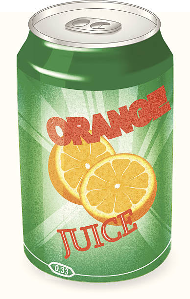 illustrazioni stock, clip art, cartoni animati e icone di tendenza di possibile con succo d'arancia. - fruit juice bottle isolated