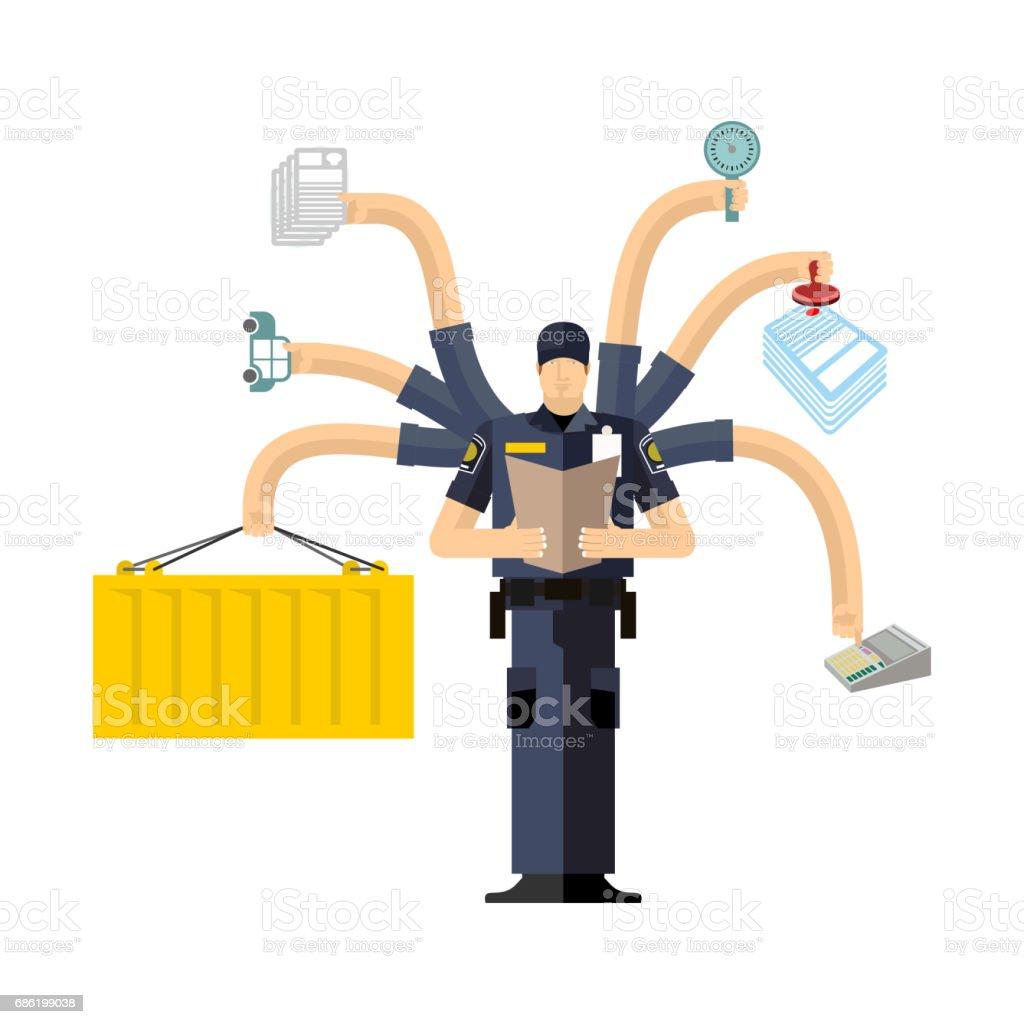 Canada Border Services Agency Work Cbsa Clerk Customs Officer Job