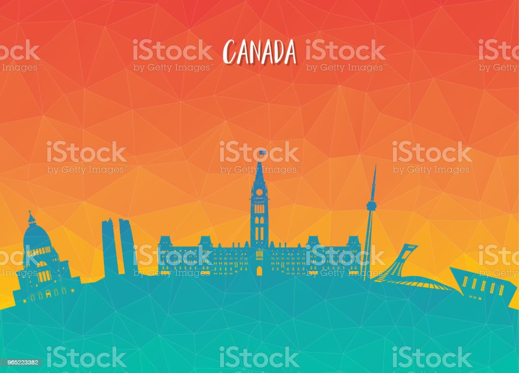 Canada Landmark Global Travel And Journey paper background. Vector Design Template.used for your advertisement, book, banner, template, travel business or presentation canada landmark global travel and journey paper background vector design templateused for your advertisement book banner template travel business or presentation - stockowe grafiki wektorowe i więcej obrazów banner internetowy royalty-free