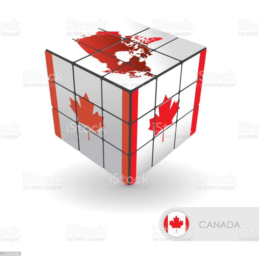 Canada puzzle vector illustration royalty-free canada puzzle vector illustration stock vector art & more images of canada