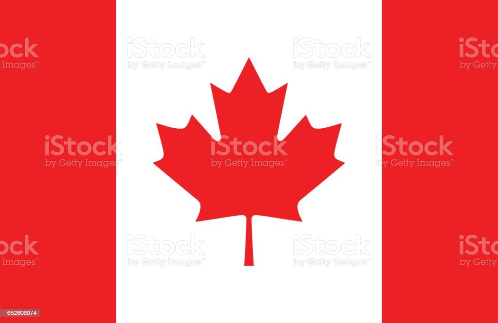 Canada vector art illustration