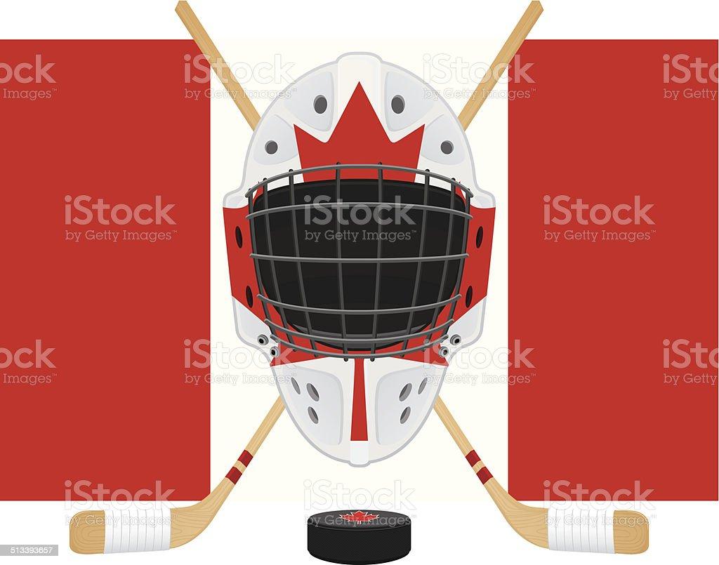 sale retailer 48f16 077fe Abbigliamento Da Hockey Canadese - Immagini vettoriali stock ...