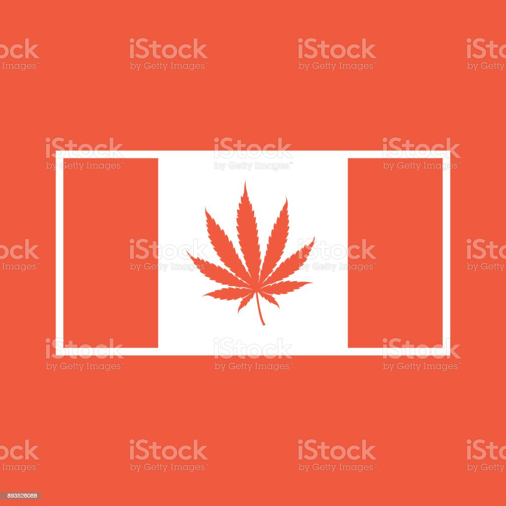 Canadian Pot Stock Vector Art More Images Of Alternative Medicine