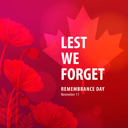 Canadian Remembrance Day Ceremonies