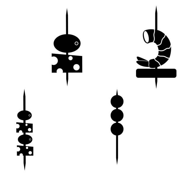 illustrations, cliparts, dessins animés et icônes de icône de cardonnel sur fond blanc - entrée