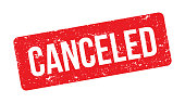 istock Cancel Red Ink Stamp 1278420063